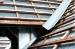 Reparatur von dachentwässerungsanlagen